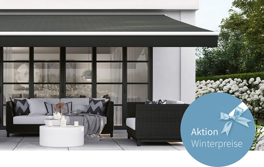 markilux Aktion 1700 Winter 2020